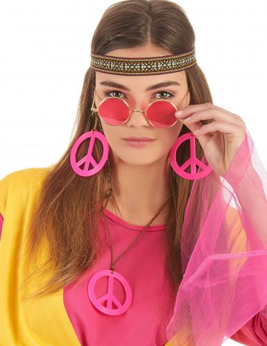 Kit de hippie para mujer-1