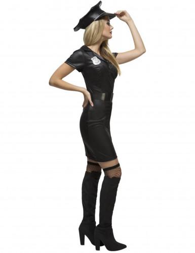 Disfraz de policía sexy para mujer-1