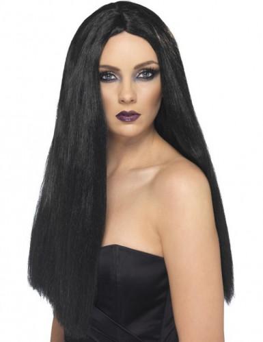 Peluca de bruja ideal para Halloween