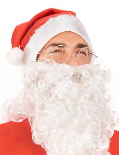 Gafas de Papá Noel para adulto-1