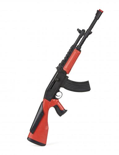 Kalashnikov de soldado para adulto