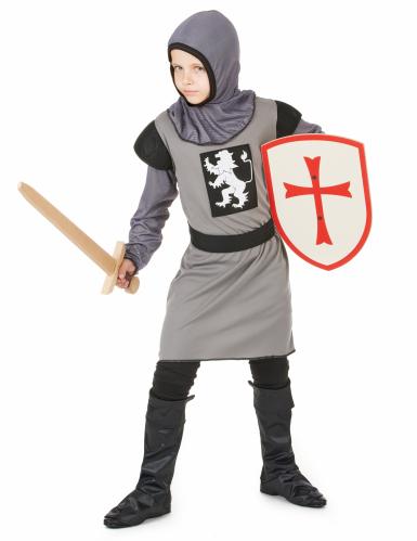 Disfraz de caballero medieval para niño-1