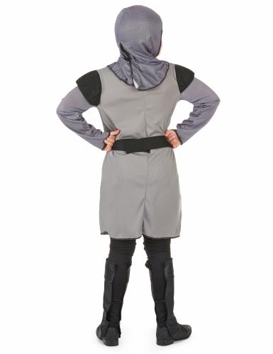 Disfraz de caballero medieval para niño-2