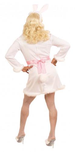 Disfraz de drag queen conejita para hombre-1