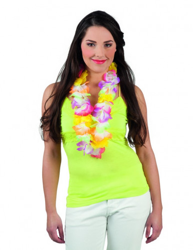 Collar hawaiano de Sunshine