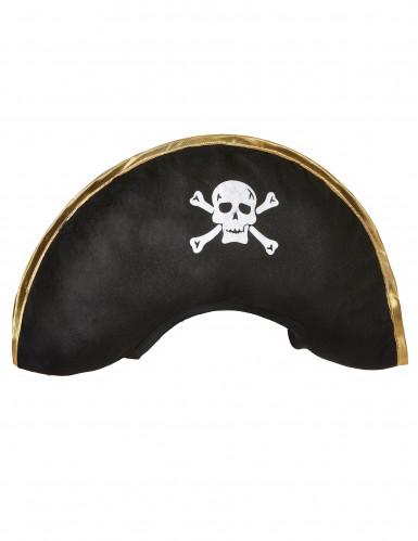 Sombrero de jefe de los piratas para adulto