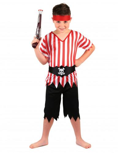 Disfraz de grumete pirata para niño