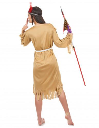 Disfraz de india pálida para mujer-2