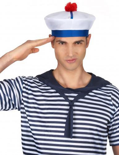 Sombrero de marinero para adulto-1
