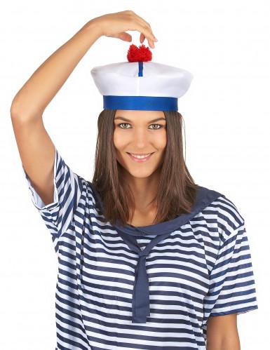 Sombrero de marinero para adulto-2