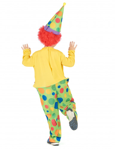 Disfraz de payaso para niño-2