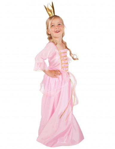 Disfraz de princesa de los sueños para niña