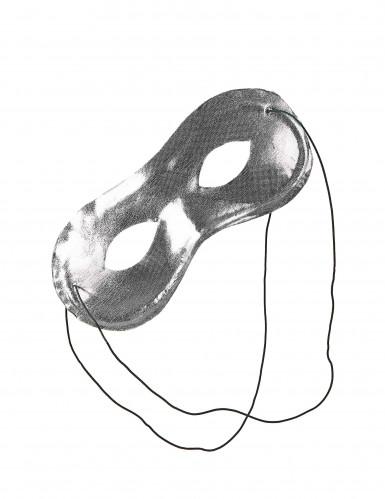 Antifaz metalizado para adulto-1