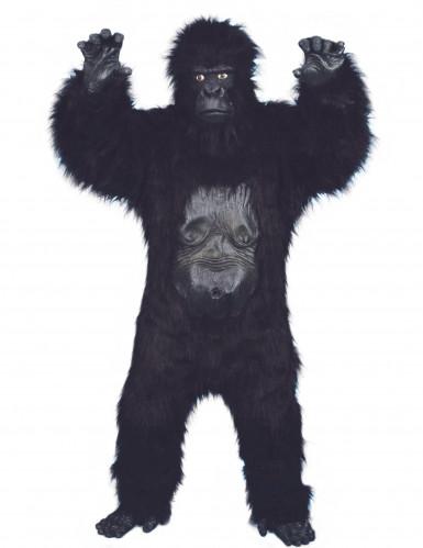 Disfraz de gorila de lujo para hombre