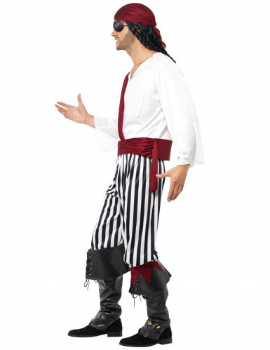 Disfraz del pirata perfecto para hombre-1
