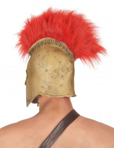 Casco de soldado romano para hombre-1