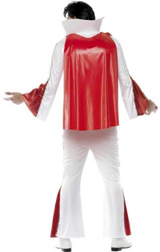 Disfraz de Elvis Presley™ brillante para hombre-1