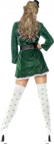 Disfraz de irlandesa sexy San Patricio-1