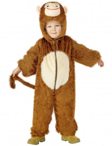 Disfraz de mono para niño o niña