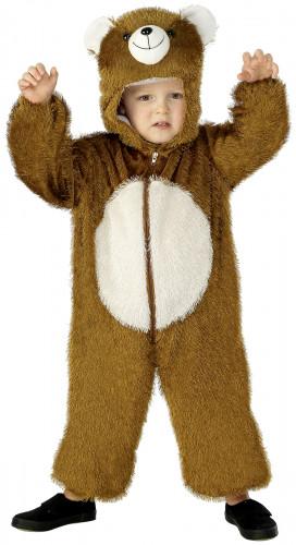 Disfraz de oso para niño