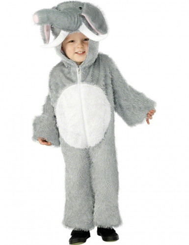 Disfraz de elefante para niño o niña