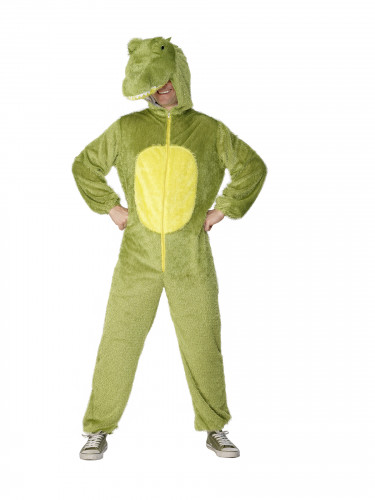 Disfraz de cocodrilo para adulto