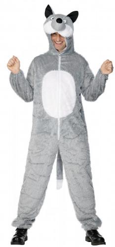 Disfraz de lobo para hombre