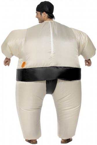 Disfraz de sumo inflable para adulto-1