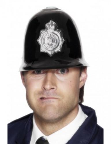 Casco de policía para adulto