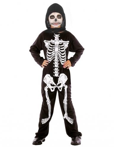 Disfraz de esqueleto para niño Halloween