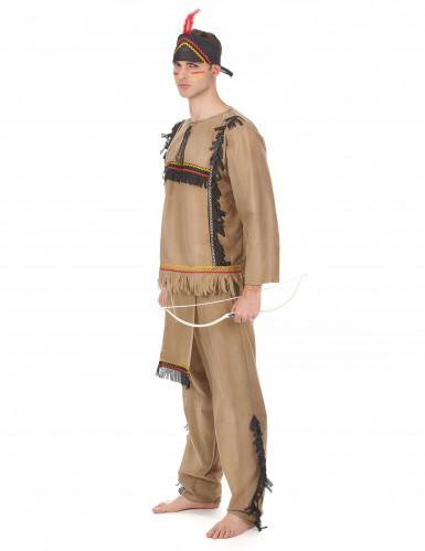 Disfraz de indio adulto-1