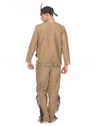 Disfraz de indio adulto-2