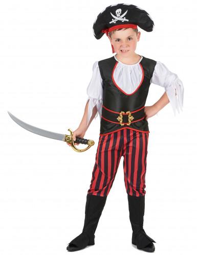 Disfraz de pirata para niño original