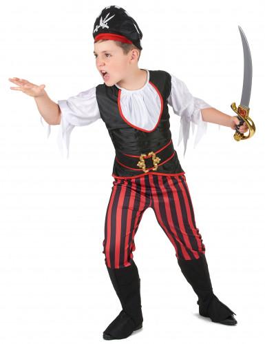 Disfraz de pirata para niño original-1