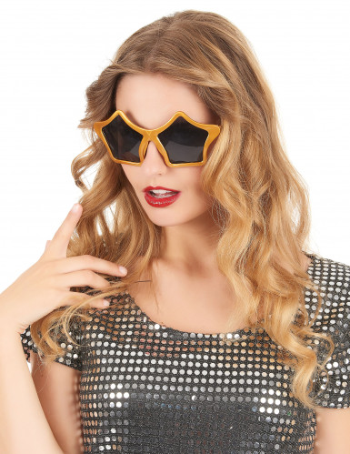 Gafas de estrella para adulto-4