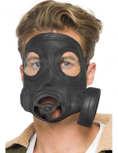 Máscara de gas para adulto ideal para Halloween