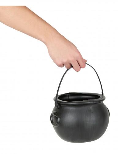 Caldera de bruja de 15 cm ideal para Halloween-1