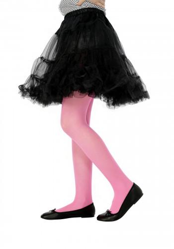 Pantys rosas para niña ideales para Halloween