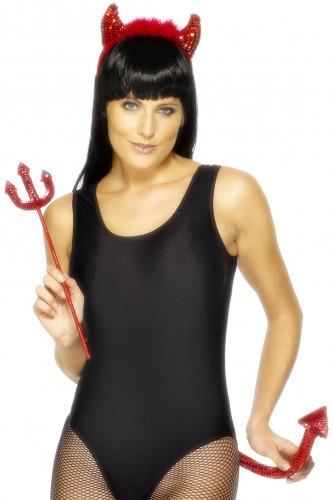 Kit de demonio para adulto ideal para Halloween