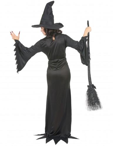Disfraz de bruja para mujer ideal para Halloween-2