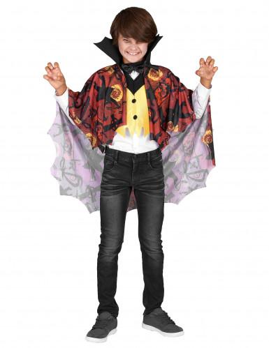 Disfraz de vampiro para niño ideal para Halloween