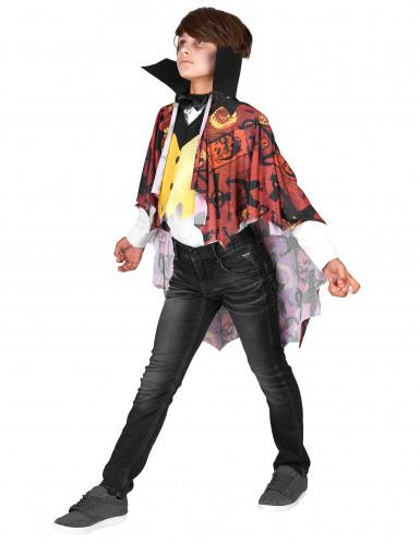 Disfraz de vampiro para niño ideal para Halloween-1