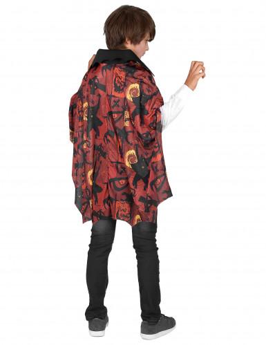 Disfraz de vampiro para niño ideal para Halloween-2