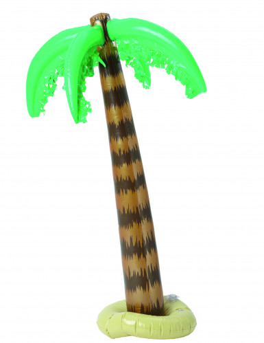 Palmera hawaiana inflable de 91 cm