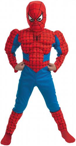 Disfraz de Spiderman™ musculoso para niño