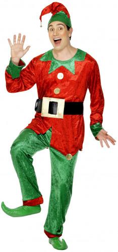 Disfraz de elfo para hombre