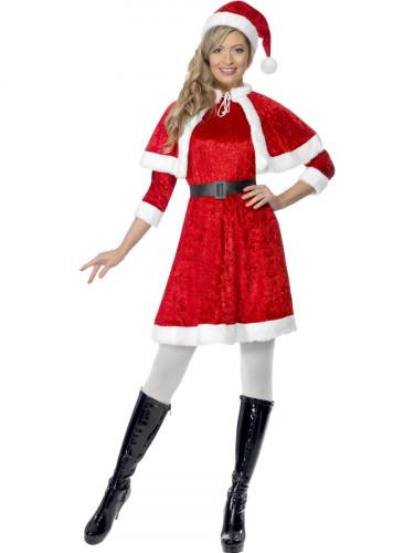 Disfraz sexy de Mamá Noel