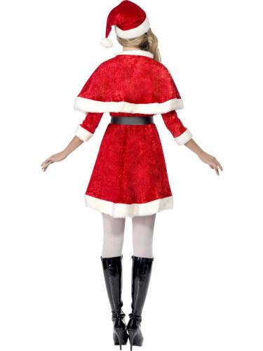 Disfraz sexy de Mamá Noel-2