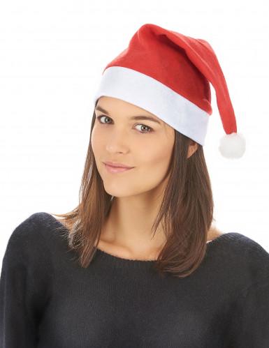 Gorro de Papá Noel-2