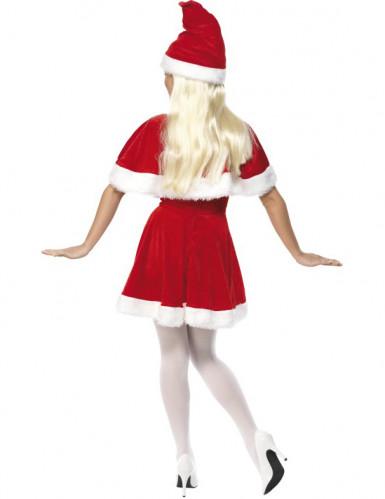 Disfraz de Mamá Noel Navidad-1